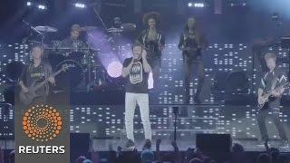"Duran Duran ""rejuvenated"" on new tour"