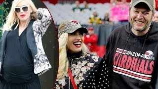 Gwen Stefani & Blake Shelton Expecting Baby Girl?