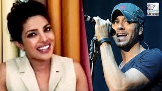 WOW! Priyanka Chopra In Enrique Iglesias' Music Video