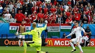 GOAL ZOLTAN STIEBER - AUSTRIA -  HUNGARY 0:2 - UEFA EURO 2016 - 14.06.2016
