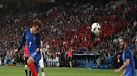 Goal Scenes: France vs Albania //2-0// Euro 2016 Group A game as it happened