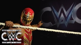 Gran Metalik poised to show why lucha libre is superior Cruiserweight Classic: Bracketology