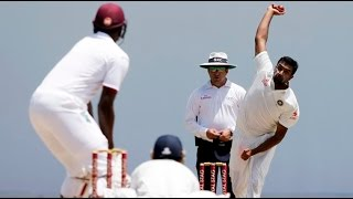 India vs West Indies, 1st Test, Day 4: India win first Test against West Indies 25 July 2016