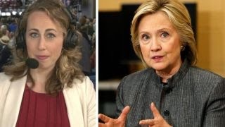 Clinton aides: Hillary is a work horse, not a show horse