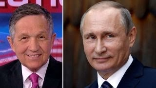 Kucinich: US must proceed carefully when dealing with Russia