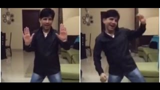 KRK's booty dance will remind you of that drunk man in brother's baarat`