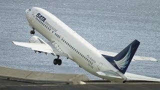 Most Amazing Landing - Planes Landing ever caught on camera