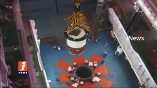 ISRO Getting Ready for GSLV Rocket Launch From Sriharikota GSLV Rocket | iNews