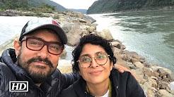 Aamir -Kiran Enjoying SCENIC BEAUTY in Arunachal Pradesh