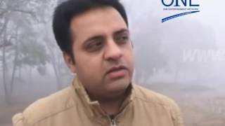 mausam mein badlaav kohra aur sardi ka prakop se janjeevan hua past gurdaspur