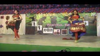 Indian Girls Dance - Hot Dance Performance - Girls dance in college function