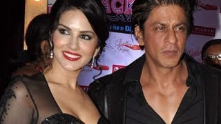 Sharukh & Sunny leone  stunning looks In Raees Every Moment With Shah Rukh Khan Was A Sweet Moment