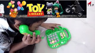 Musical phone for kids - Toy phone babies - Kids toy world