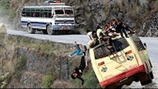 Top 10 Most Dangerous Roads In The World - Worst road of indian - World's Most Dangerous Roads
