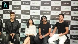 No World Without Girls Sanam Puri & Band New Intiative - Lakshya Song Launch - Sanam Band Interview