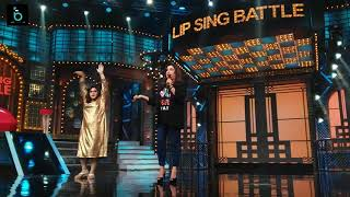 Farah Khan & Ali Asgar Lip Sing Battle Funny Moment With Media