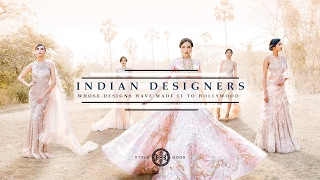 Indian designers who made it to Hollywood | Style Gods
