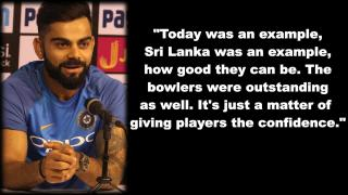 Credit to young bowlers and lower order batsmen: Kohli
