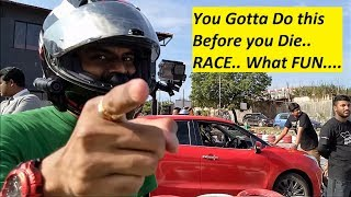You Gotta Do this Before you Die.. RACE.. What FUN....