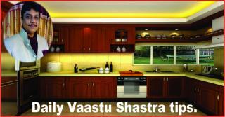 Daily Vaastu Shastra tips.