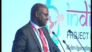 Patrick Dlamini, Chief Executive Officer, Development Bank of Southern Africa