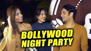 Vikas Gupta, Kamya Punjabi, Arshi Khan FULL NIGHT Party | Barrel & Co Bollywood Night Party