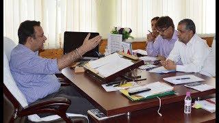 Zulfkar for enhancing creativity in Information Deptt