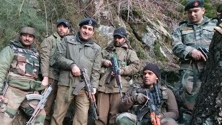 Security forces bust terror hideout in J&K, arms and ammunition recovered