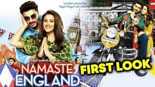 Namaste England FIRST LOOK POSTER | Arjun Kapoor, Parineeti Chopra