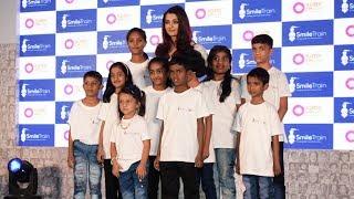 UNCUT - Aishwarya Rai Bachchan At Smile Train India Event   Smile Foundation  