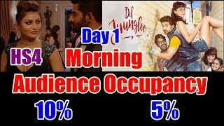 Hate Story 4 Vs Dil Juunglee Morning Audinece Occupancy Day 1
