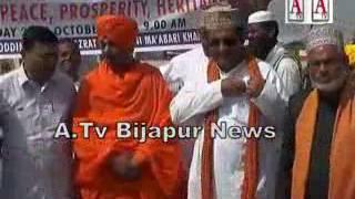 Shanti March at Bijapur By Syed Nooruddin Pasha Chishti Maabari