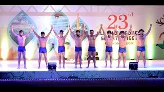 Incredible Mallakhamb    Incredible Performance    Government Event   