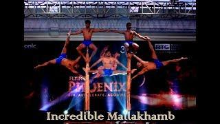 Incredible Mallakhamb   Incredible Performance   Goa