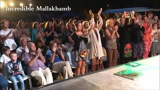 Standing Ovation   Incredible Mallakhamb   performance in Olala Festival Lienz   Austria