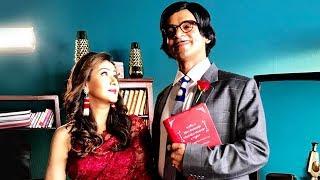 IPL 2018 Dan Dana Dan | Shilpa Shinde Looking HOT In RED SAREE With Sunil Grover
