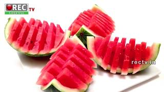 Watermelon fruit nutrition facts and health benefits Healthy Reasons To Eat Watermelon |rectv india