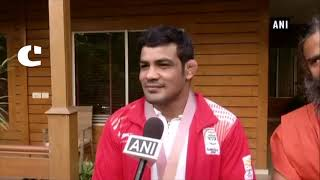 Sushil Kumar- Baba Ramdev has always guided me to the right path
