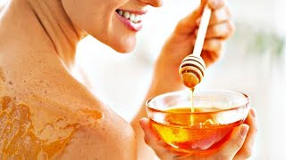 HONEY for glowing, healthy and Clean Skin   Honey Benefits   Uses of Honey for Skin and Hair