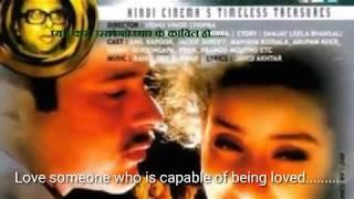 1942  Love Story    Hindi movie dialogues with English subtitles