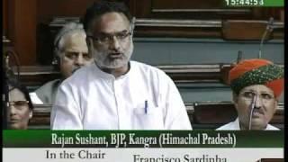 Ministry of External Affairs for 2010-11: Sh. Rajan Sushant: 22.04.2010