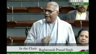 Supplementary Demands for Grants of Budget of Jharkhand for 2009-10: Sh. Yashwant Sinha: 11.12.2009