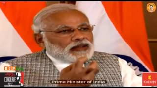 People are uniting to wipe evils within India & form foundation of New India: PM Modi, 18.03.2017