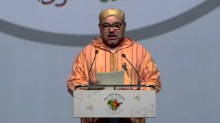 Opening Statement by His Majesty King Mohammed VI, King of Morocco