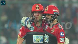 Virat and De-Villiers turn finishers to keep RCB alive : Match Highlights RCB vs DD