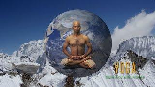 Yoga: Harmony with Nature -  Arabic