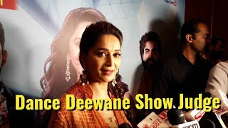 Dance Deewane Judge Madhuri Dixit Nene  Full Interview - Dance Deewane Show Launch - Colors