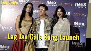 UNCUT: Lag Ja Gale Song Launch - Saheb Biwi Aur Gangster 3 - Chitrangada Singh,Mahi,Jimmy Shergill