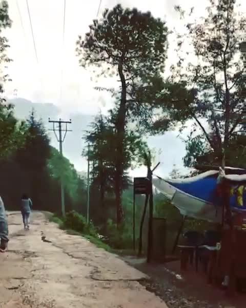 Naddi - Macleodganj - Dharamshala - Awesome weather