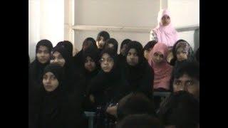 Glory Girls Junior College Muslim Girls Are Getting Good Education In Hyderabad, barkas.